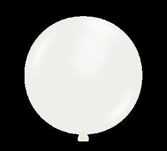 tuf tex white balloons