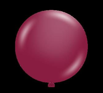 new tuf tex sangria balloons