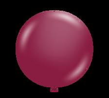 sangria balloons by tuf tex