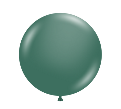 evergreen balloons by tuf tex