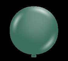 evergreen balloons