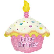 cupcake balloon