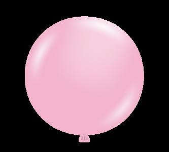 tuf tex balloons baby pink