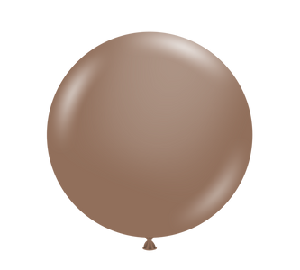 cocoa chocolate balloons