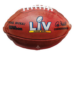 superbowl 55 balloons