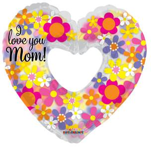 love mom balloons