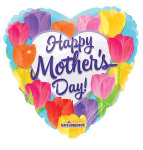 mini happy mother's day balloons