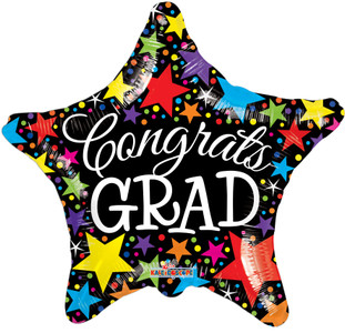 congrats grad balloons,graduation balloons