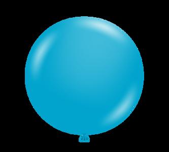 tuf tex balloons turquoise