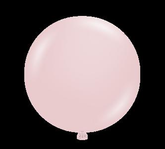 cameo balloons blush balloons