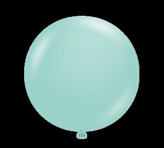 sea glass balloons, tuf tex balloons