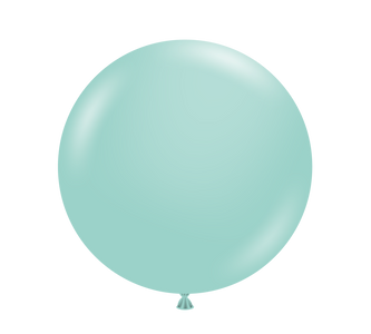 sea glass new tuf tex color balloons