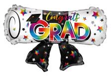 graduation diploma balloons
