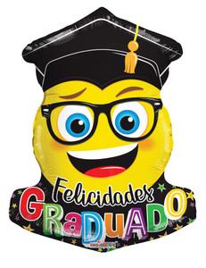 spanish graduation balloons