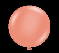 rose gold balloons tuf tex