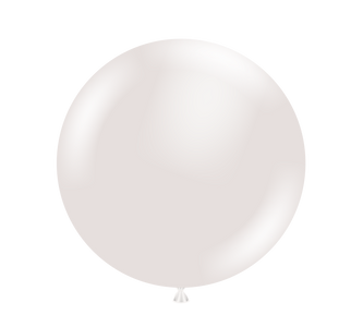 "24"" inch pearl white balloons"