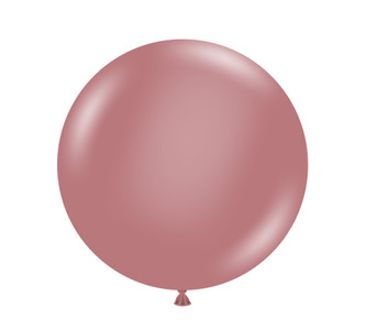 jumbo latex balloons canyon rose