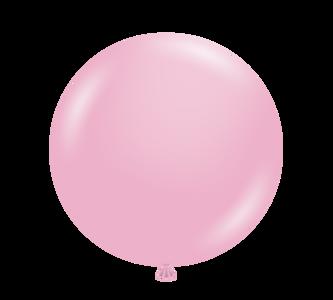 pearl pink balloons tuf tex shimmering pink balloons