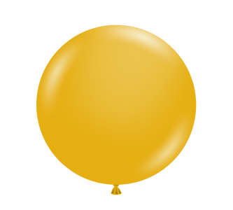 tuf tex mustard color balloon