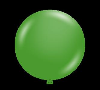 tuf tex balloons metallic green