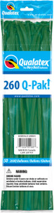 260Q-PAK Emerald Green 50 ct #55166
