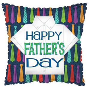 happy father's day balloons