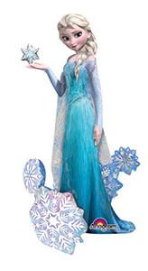 Elsa Frozen 1 Air Walker Balloon #a110087