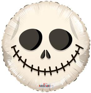 halloween balloons. skull balloons
