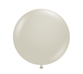 stone balloons, new  tuf tex balloons