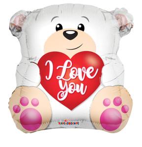 bear shape balloons