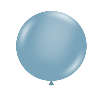 blue slate balloons