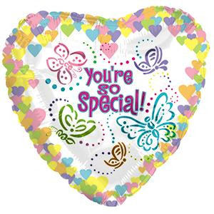 """9"""" You're So Special Butterflies Air Fill Only (5 PACK)#224233"""