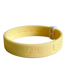 Milk Bands Nursing Bracelet - Yellow