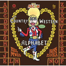 The Country and Western Alphabet Book