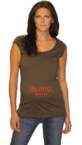 Bump Boot Camp Maternity Tee