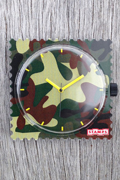 In The Army Now S.T.A.M.P.S. Single Watch