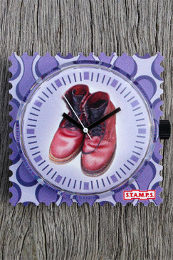 Boots S.T.A.M.P.S. Single Watch
