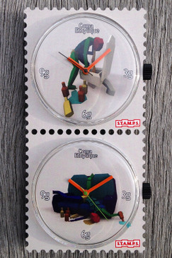 Coma STAMPS Double Watch