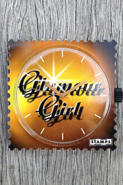 Glamour Girl S.T.A.M.P.S. Single Watch Design