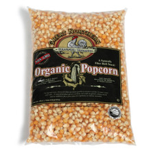 Great Northern Popcorn Organic Popcorn, Yellow, Non GMO, 28 Ounce