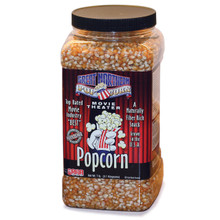 Great Northern Popcorn Premium Yellow Gourmet Popcorn, 7 Pound Jug