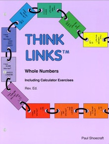 Think Links Whole Numbers, 57 pages, gr. 1-4
