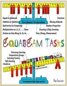 EquaBeam™ Tasks, 118 pages, K-9