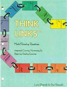 Think Links Math/Reading Readiness, 78 pages, K-2
