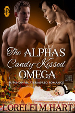 The Alpha's Candy-Kissed Omega