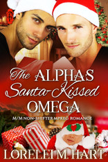 The Alpha's Santa-Kissed Omega