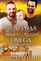 The Alpha's Ginger-Kissed Omega