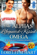 The Alpha's Lifeguard-Kissed Omega