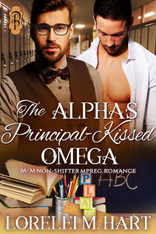 The Alpha's Principal-Kissed Omega