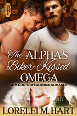 The Alpha's Biker-Kissed Omega